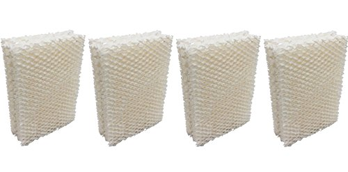 Humidifier Filter for AIRCARE HDC12 Super Wick - 4 PACK