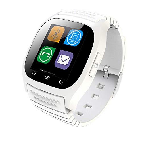 SFNTION Impermeable M26 incorporado batería 180mAh reloj deportivo inteligente con pantalla táctil LED