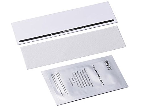 %6 OFF! Epson Maintenance Sheet Kit for DS-30 Scanner