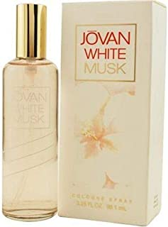 Jovan White Musk by Jovan for Women 59ml Original Packed Pc
