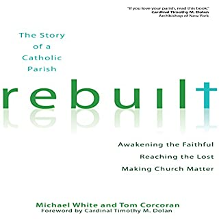 Rebuilt audiobook cover art