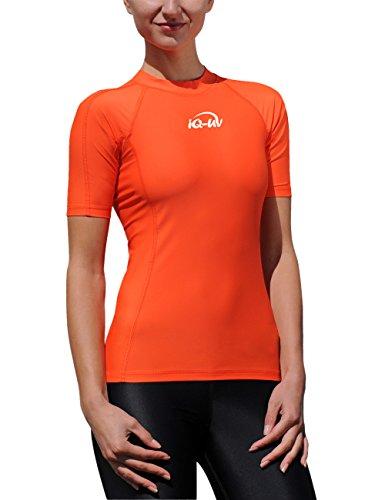 IQ UV 300 Shirt Slim Fit, Protezione da Raggi UV Abbigliamento