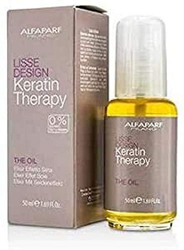 AlfaParf Keratin Lisse Design Therapy The Oil 50 ml