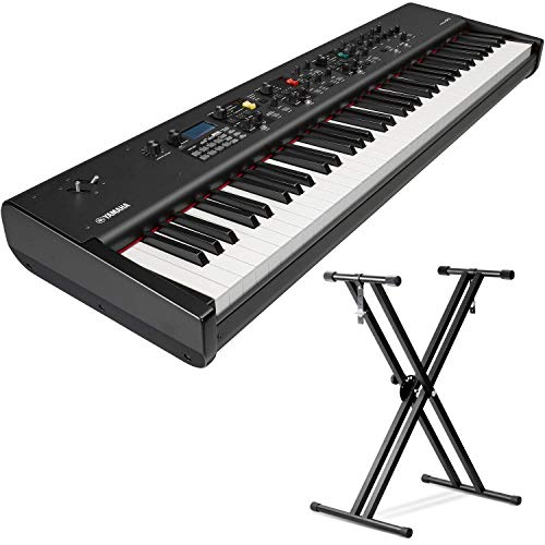 Read About Yamaha CP73 73-Key Weighted Hammer Action Stage Piano (with Sustain Pedal and Keyboard St...