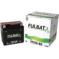 Batería FULBAT AGM YTZ7-BS 12V 6Ah 130A Largo: 113 x Ancho: 70 x Alto 105 (mm)