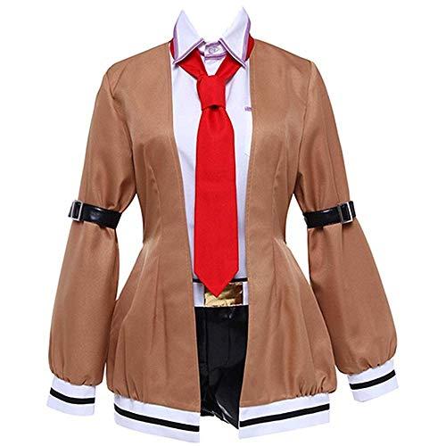 Disfraz de Cosplay Anime Steins Gate Zero Vestido de Uniforme Japon¨¦s Fiesta de Disfraces de Halloween para Mujer?