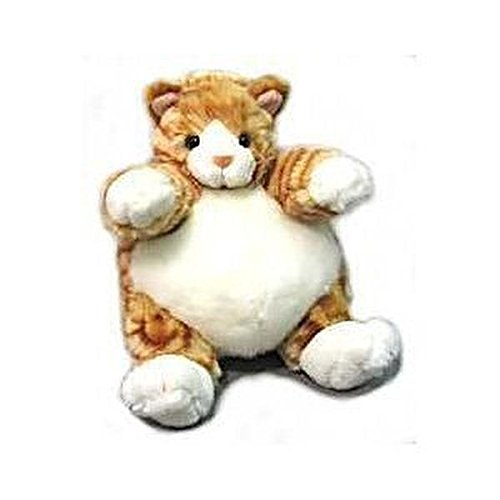 Unipak 9' Plumpee Orange Tabby Cat