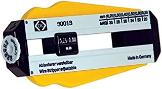 C. K Tools 330013 Wire Stripper Size 2 Range 30 to 20 AWG