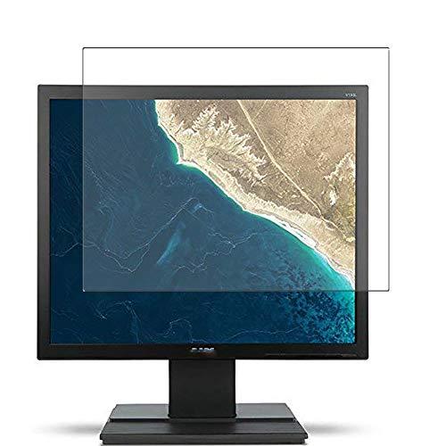 Vaxson 2-Pack Anti Blue Light Screen Protector, compatible with Acer v196l / v196lbbd / v196hqlbd / v196wl / v196hql 19' Display Monitor, Blue Light Blocking Film TPU Guard [ NOT Tempered Glass ]