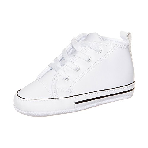 Converse First Star Cuir, Sneaker unisex bambino,...