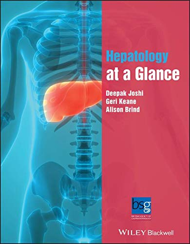 Compare Textbook Prices for Hepatology at a Glance 1 Edition ISBN 9781118759394 by Joshi, Deepak,Keane, Geri,Brind, Alison