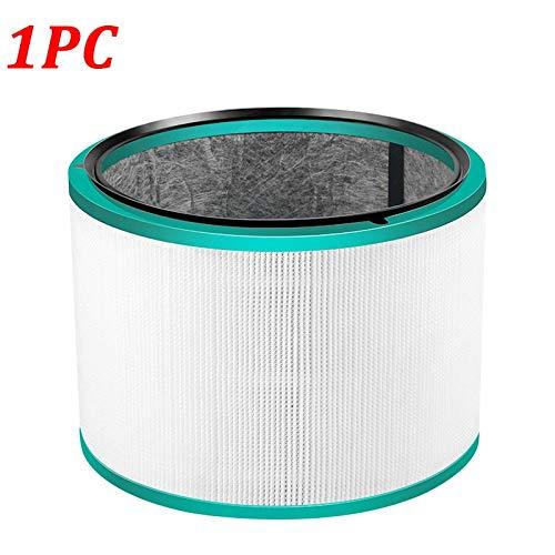 Zyj stores Accesorios para Aspiradora Filtro de Aire HEPA for 1PC Dyson HP00 HP01 HP02 HP03 DP01 DP03 purificador de Aire Limpiador de Piezas de filtros de Polvo Accesorios Filtrar: Amazon.es: Hogar