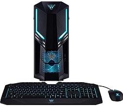 Acer Predator PO3-600 Gaming Desktop Computer - Core i7 i7-9700 - 16 GB RAM - 2 TB HDD - 512 GB SSD - Windows 10 Pro 64-bi...