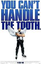 TOOTH FAIRY (2010) Original Authentic Movie Poster 27x40 - Dbl-Sided - Dwayne Johnson - Stephen Merchant - Ashley Judd - Julie Andrews