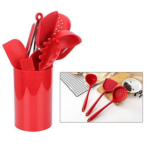 Kitchen Shovel Cookware Set, 9 stks/set Kookset Kookgerei Spatel Turner Keukengerei Huishoudelijke Keuken Non-stick kookgerei Set Turner