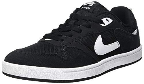 Nike Herren Sb Alleyoop Walking-Schuh, Black/White-Black, 42 EU