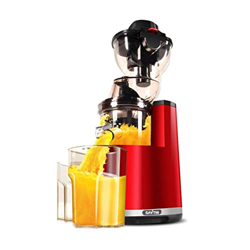Lowest Price! Full Fruit and Vegetable Juicer, Fruit and Vegetable Juicer with 3.3Feed Chute, Juice...