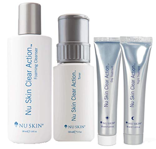 NUSKIN Nu Skin Clear Action Acne Treatment System by NuSkin/ Pharmanex