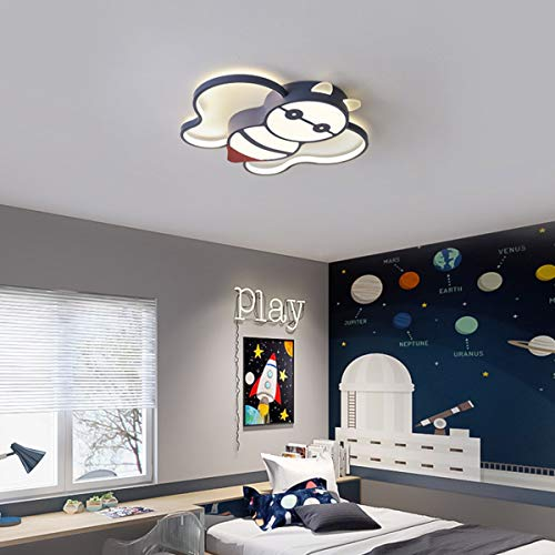 Kinderkamer, plafondlamp, bijentekening, kroonluchter, LED, voor kinderen, werkkamer, tuin, kinderkamer, plafond hal, radius, hanglamp, 37 W