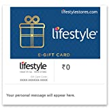 Lifestyle Online - E Gift Card - GyFTR shall have a validity of minimum 11-12 months. Lifestyle Online Digital Voucher is DELIVERED on your E-Mail instantly. How to Redeem: The E-Mail contains the VOUCHER CODE. Gift Vouchers bought at Amazon.in canno...