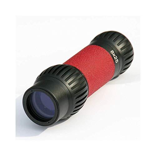 FMOGE Telescopio Monocular, Espejo De Visión De Alta Definición, Mini Bolsillo Compacto Impermeable Tele Portátil para Regalos De Alta Gama para Ver El Recorrido De Rendimiento