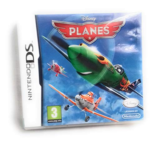 Disney Planes The Video Game (Nintendo DS) [UK IMPORT]