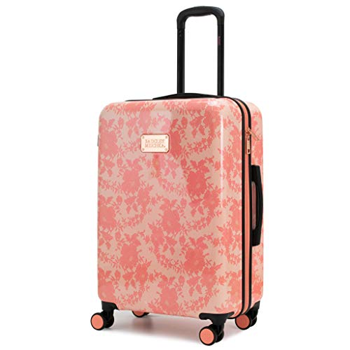 BADGLEY MISCHKA Essence 24' Hard Spinner Luggage (Pink Lace)