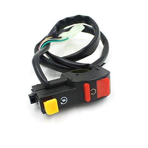 C-FUNN Motorkoplamp Hoorn Multifunctionele Schakelaar