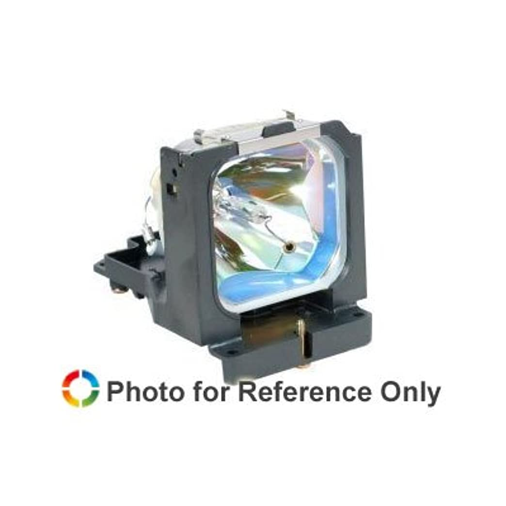 開始つらい貼り直すSANYO 610 309 7589 プロジェクター交換用ランプ ハウジング付き
