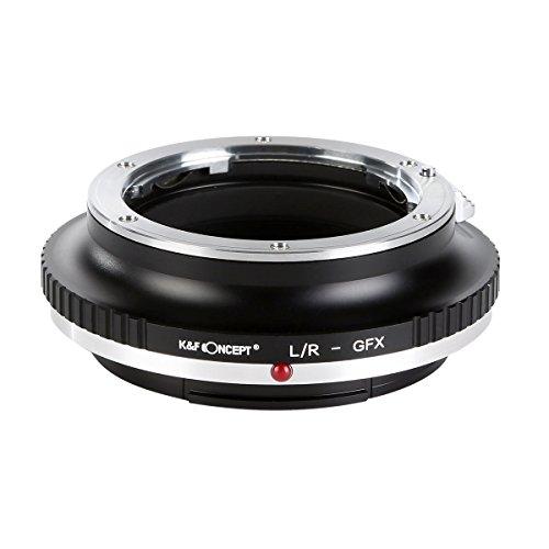 K&F Concept レンズマウントアダプター KF-LRG (ライカRマウントレンズ → 富士フィルムGFX Gマウント変換)