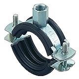 Fischer Collare per tubi FRS Plus - FRS PLUS 108-116 (4) COLLARE X - 20 pezzi per confezio...