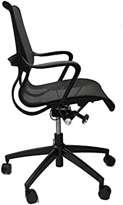 Fine Mod Imports FMI10295-Black Office Chair