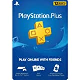 PlayStation Plus: 12 Month Membership [Digital...