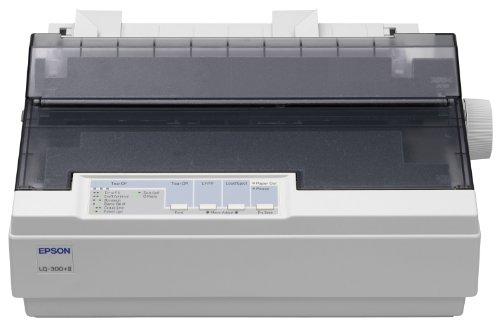 Epson LQ-300+ II - Impresora matricial de Punto (A4 (210 x 297 mm), Code 39, POSTNET, UPC-A, UPC-E,...
