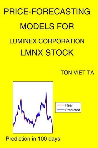 Price-Forecasting Models for Luminex Corporation LMNX Stock
