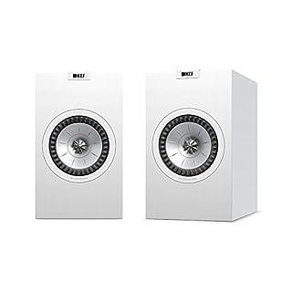 KEF Q150. Uso raccomandato: Speaker Interfaccia: XLR Posizionamento della cuffia: fondo Stand Mountable. Range di frequenza: 51–28.000Hz Impedenza: 8Ohm Sensibilità: 86dB. Colore del prodotto: Bianco. Utilizzo potenza (max): 100W Utilizzo poten...