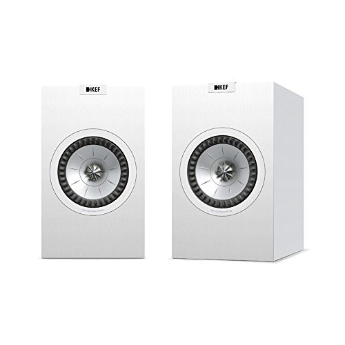 KEF Q150 Color Blanco Altavoz – Altavoces (Altavoz, 2-voies, Sol, Stand-mountable, Cerrado, 2,54 cm (1
