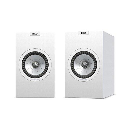 'KEF Q150weiß Lautsprecher–Lautsprecher (Lautsprecher, XLR, Boden, Stand-mountable, geschlossen, 2,54cm (1Zoll), 13,3cm (5,25))