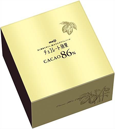 チョコレート効果 カカオ86% 大容量ボックス