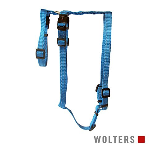 Wolters Geschirr Soft & Safe No Escape Gr.L 50-70cm aqua