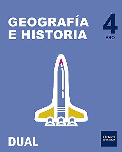 Pack Inicia Dual Geografía E Historia. Libro Del Alumno - 4º ESO - 9780190503420