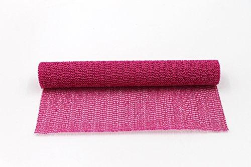 Anti-Rutsch-Matte Antischrutschmatte Antirutschläufer Rutsch Stop vers.Farben 150x30cm pink