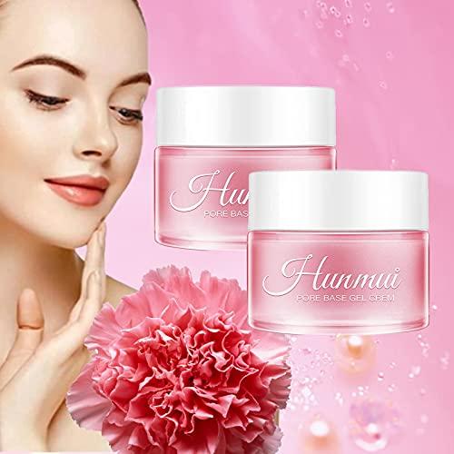 2021 New Magical Perfecting Base Face Primer Debajo de la Base, Ayuda a Encoger Los Poros Crema, Crema Facial Antiarrugas Hidratante Facial Antienvejecimiento (2 piezas)