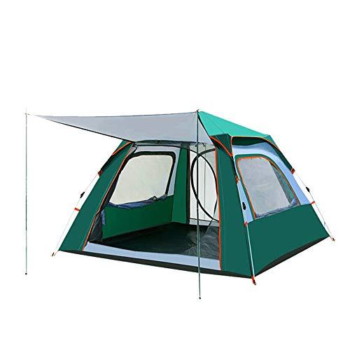 Vlook 3 Tenda Automatica Antipioggia per 4 Stagioni, con Custodia Interna, Ecologica, Traspirante e Confortevole, per Il Viaggio in Campeggio