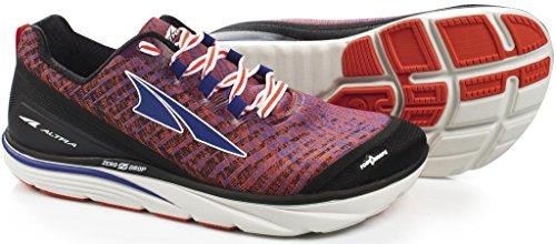 ALTRA Men's AFM1837K Torin Knit 3.5 Running Shoe, Orange - 9.5 D(M) US