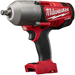 Milwaukee 2763-20 M18 Fuel 1/2-Inch High Torque Impact Wrench with Friction Ring (Bare Tool)