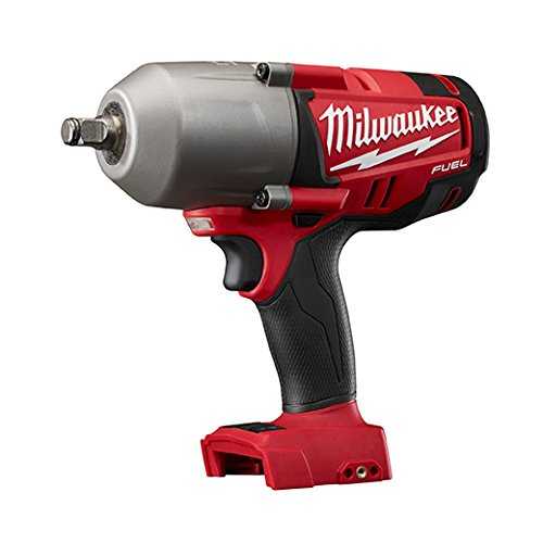 Milwaukee 2763-20 M18 Fuel 1/2-Inch High Torque Impact Wrench