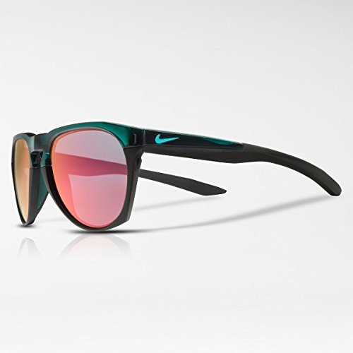 Nike EV1020-306 Injected zonnebrillen Dk Teal/Grey Ml Amaranthine Unisex volwassenen, standaard