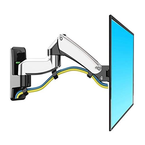 Inicio Equipo Soporte para TV 17 '27' Soporte para monitor LCD Soporte de aluminio Resorte de gas Soporte de montaje para TV Soporte para monitor de computadora de brazo doble Soporte para TV Sopor