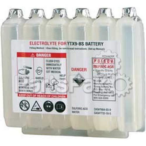 Yuasa Yuax20mpk Electrolyte Pack Ytx20l-bs